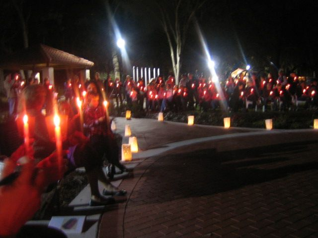 11th Annual Candle Light Ceremony is Cancelled!